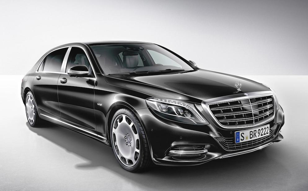 mercedes maybach s class priced from 189 350. Black Bedroom Furniture Sets. Home Design Ideas