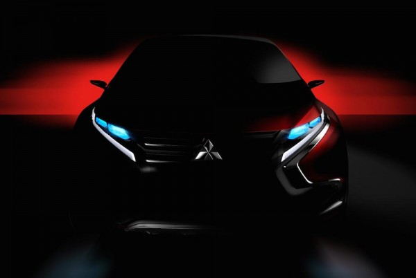Mitsubishi PHEV Concept-1