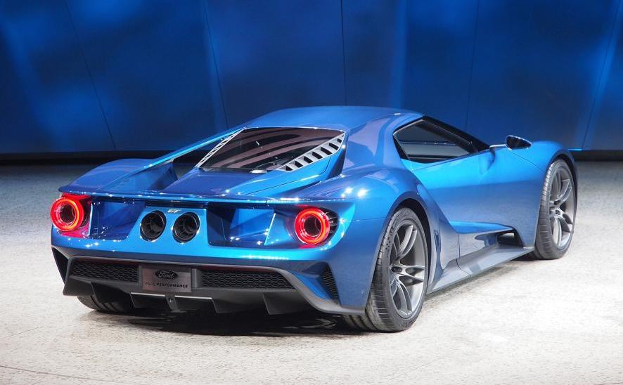 2016 Ford GT - SuperTunes