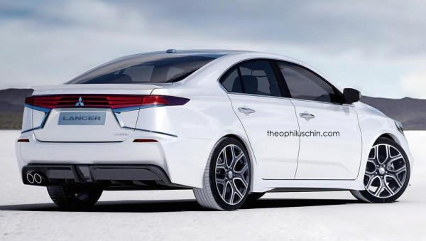 Next Mitsubishi Lancer 2 600x339 at Could This be the Next Mitsubishi Lancer?