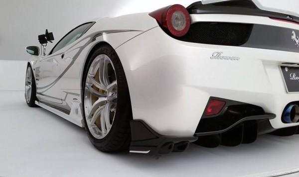 Rowen Ferrari 458-0