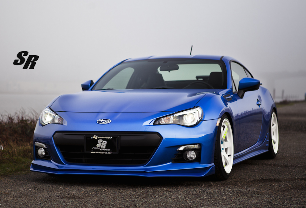 Tuningcars: Subaru BRZ - The Way It Was Always Meant To Be