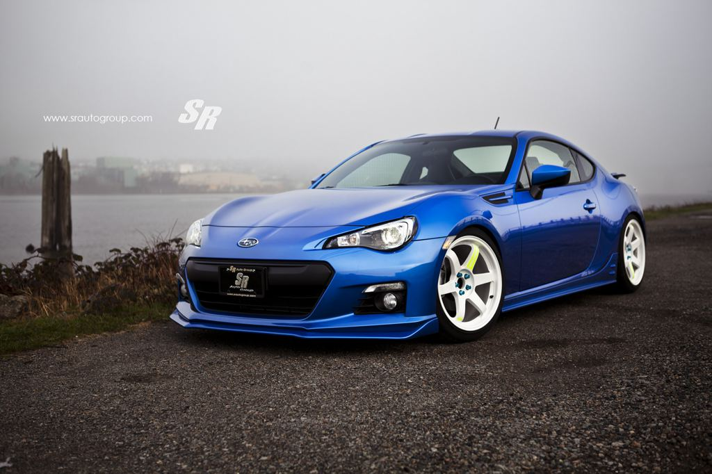 tuningcars subaru brz the way it was always meant to be. Black Bedroom Furniture Sets. Home Design Ideas