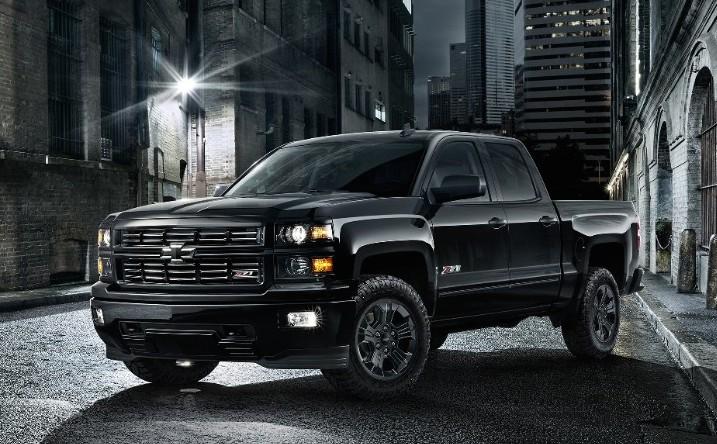 Chevrolet Silverado Midnight Edition Announced