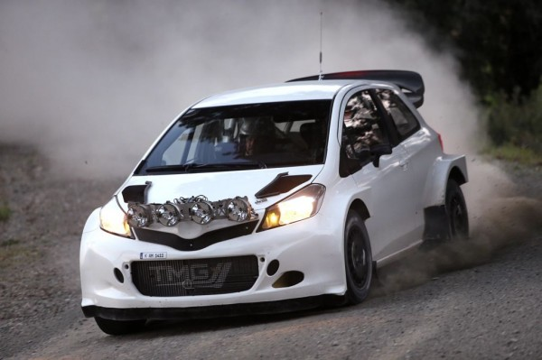 Toyota Yaris WRC 0 600x399 at 2017 Toyota Yaris WRC Announced