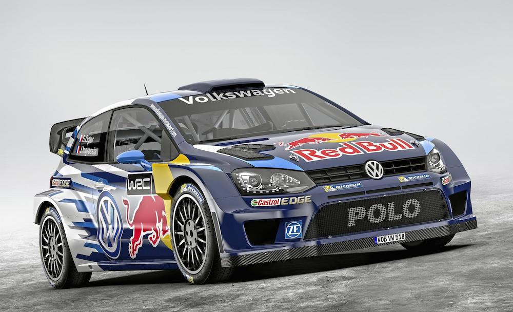 2015 vw polo r wrc revealed. Black Bedroom Furniture Sets. Home Design Ideas