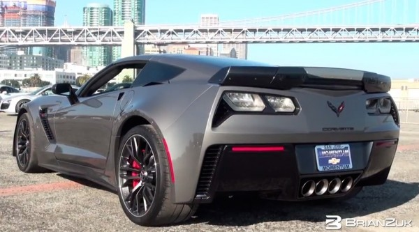corvette z06 600x333 at Sights and Sounds: 2015 Corvette Z06