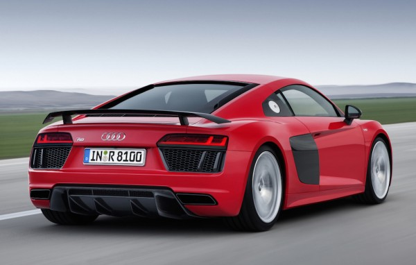 2016 Audi R8 Goes Official