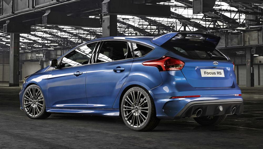 officially official 2016 ford focus rs motorward. Black Bedroom Furniture Sets. Home Design Ideas