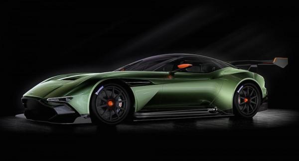Official: Aston Martin Vulcan Track Car