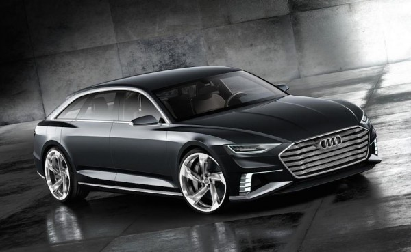Audi Prologue Avant Officially Unveiled