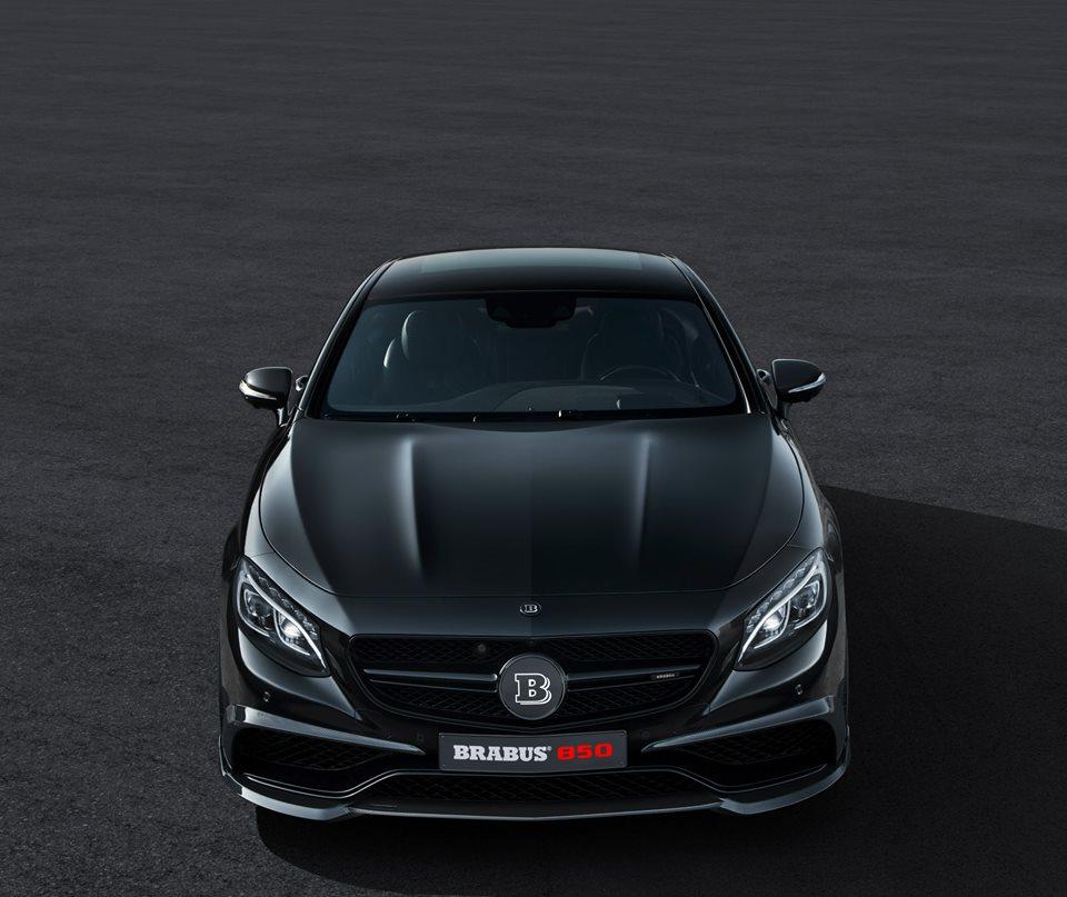Geneva Preview: Brabus Mercedes S63 Coupe
