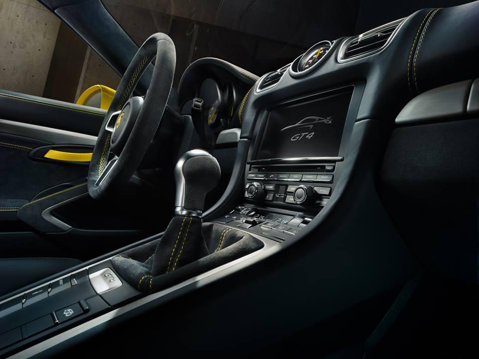 cayman gt4 interior 2 175x175 at gallery porsche cayman gt4 interior detailed - 2015 Porsche Cayman Gt4 Interior