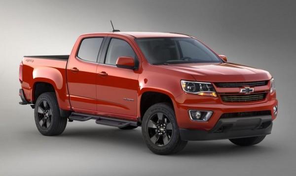 Chevrolet Colorado GearOn-1
