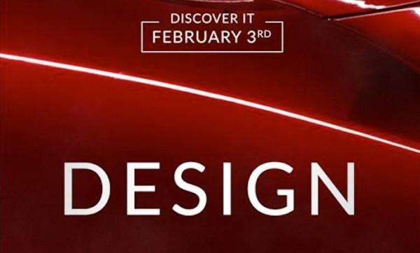 Ferrari Teaser 0 600x362 at Ferrari Teases Major Debut for February 3rd