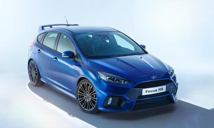 first look 2016 ford focus rs. Black Bedroom Furniture Sets. Home Design Ideas