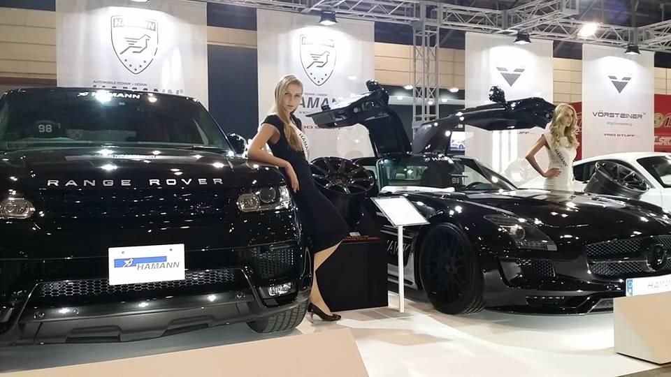Hamann At Tokyo Auto Salon 2015 Highlights