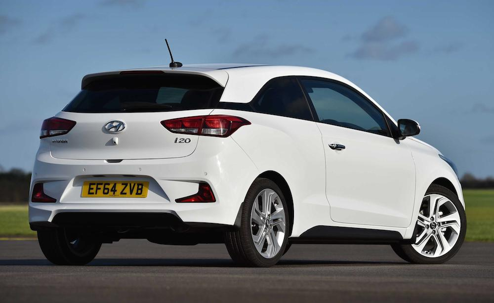 Hyundai I20 Coupe Priced From 163 12 725