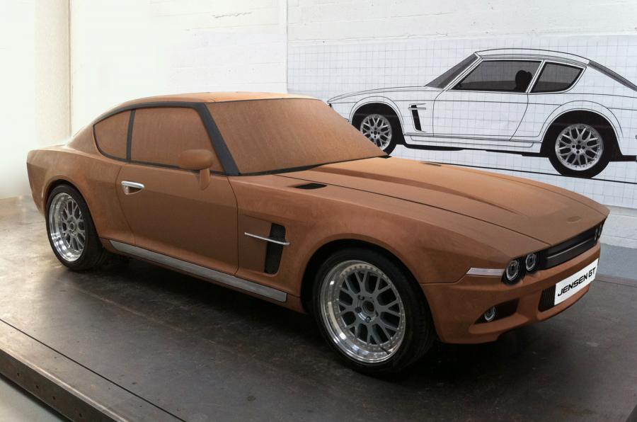 Jensen Interceptor 2 And Gt Announced For 2016