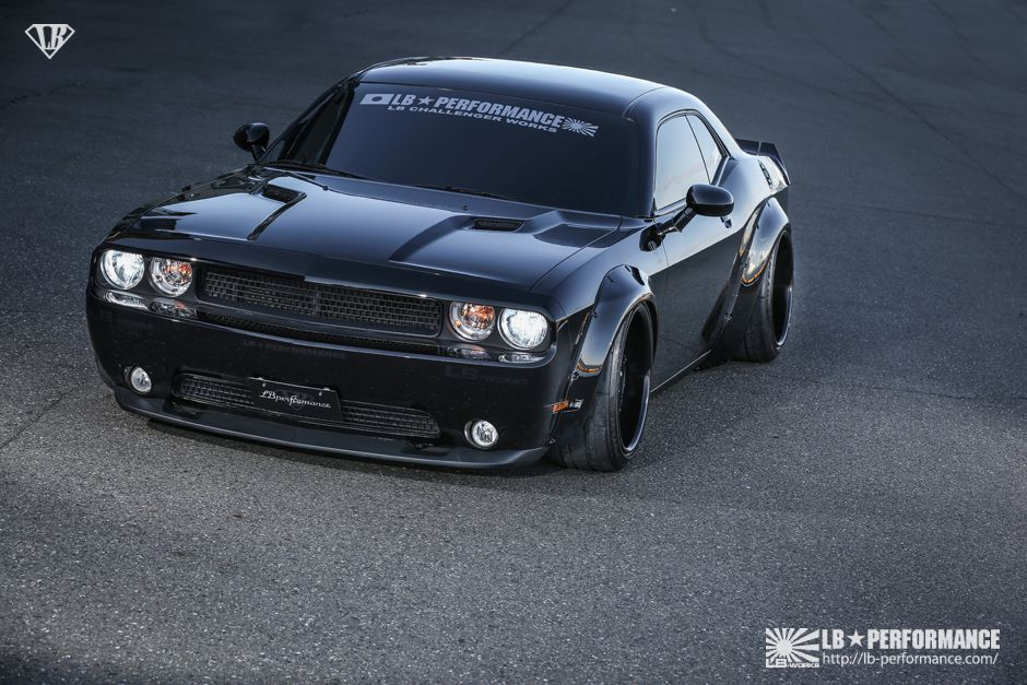 dodge challenger 8 175x175 at wide n low liberty walk dodge. Cars Review. Best American Auto & Cars Review
