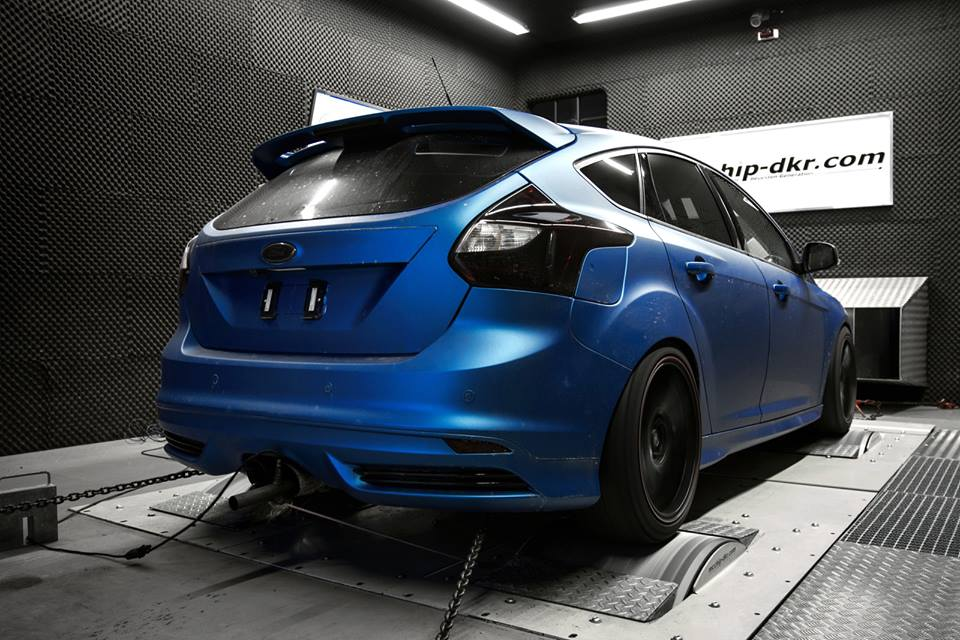 mcchip dkr ford focus st 2 175x175 at mcchip dkr ford focus st with 343 ps - Ford Focus St 2015 Blue