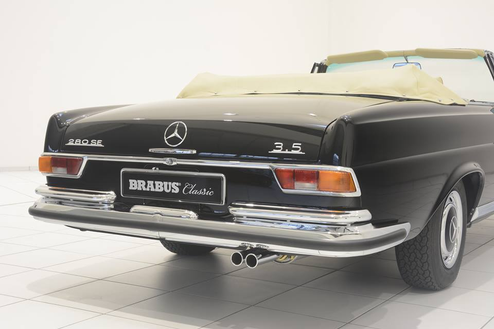 1970 mercedes 280 se convertible spotted for sale. Black Bedroom Furniture Sets. Home Design Ideas