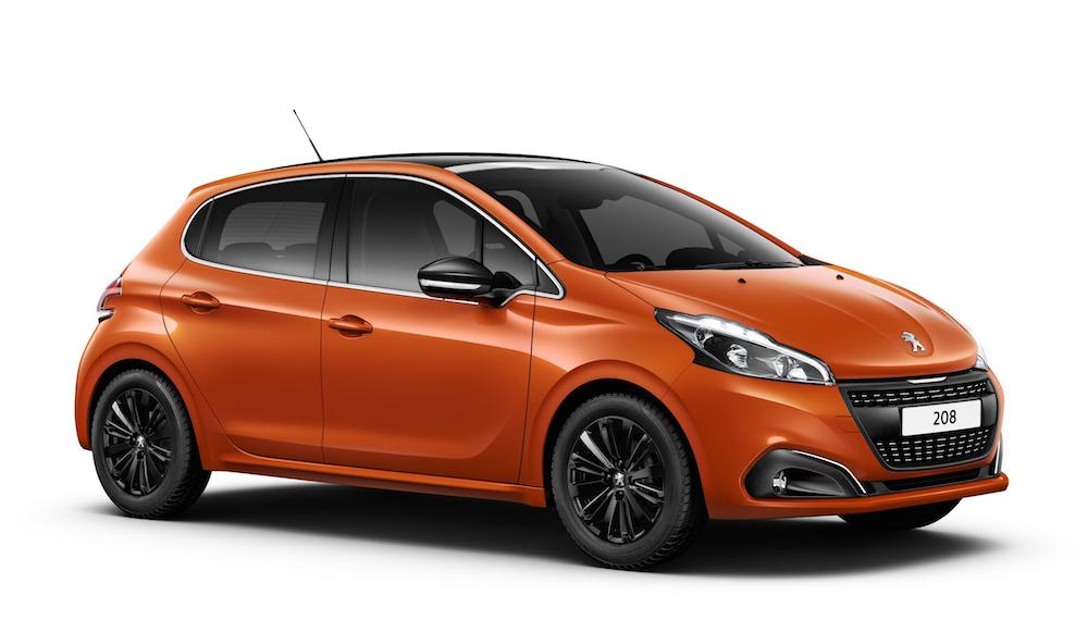 New Peugeot 209 >> Official: Peugeot 208 Facelift