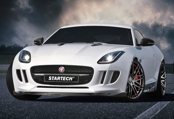 Startech Jaguar F-Type Coupe-1