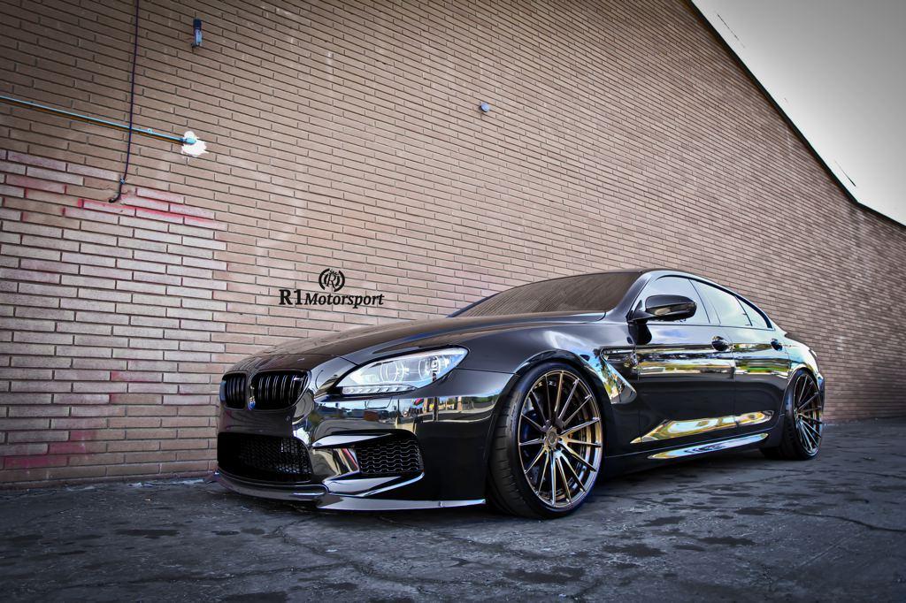 2019 Bmw M6 >> Vorsteiner BMW M6 Gran Coupe by R1 Motorsport