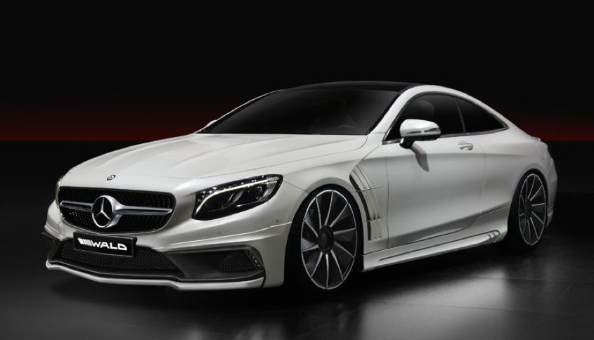 preview wald mercedes s class coupe. Black Bedroom Furniture Sets. Home Design Ideas