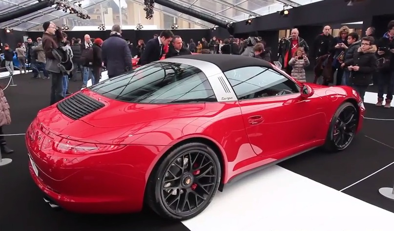 Sights And Sounds Porsche 991 Targa Gts