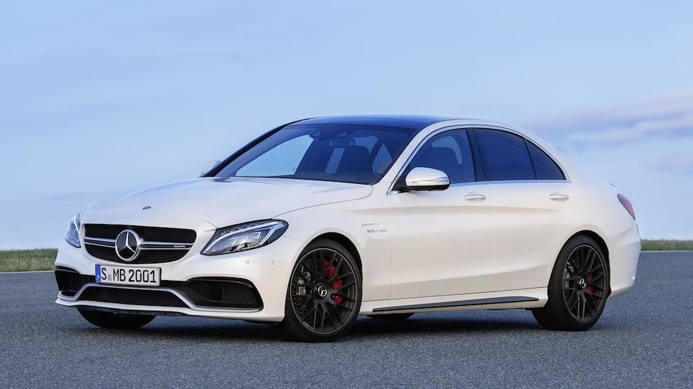 2015 mercedes c63 amg pricing announced. Black Bedroom Furniture Sets. Home Design Ideas