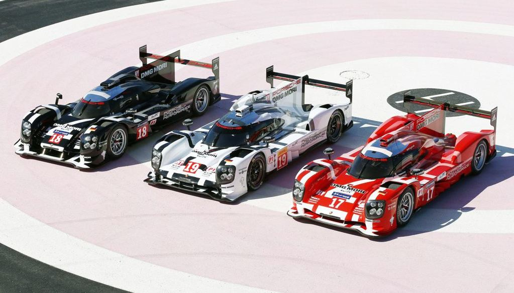2015 porsche 919 hybrid officially introduced. Black Bedroom Furniture Sets. Home Design Ideas
