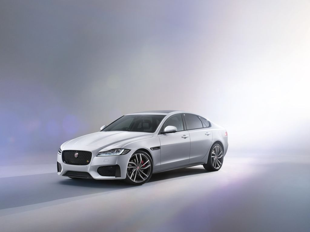 official 2016 jaguar xf facelift. Black Bedroom Furniture Sets. Home Design Ideas