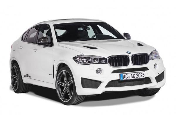 AC Schnitzer BMW X6-0