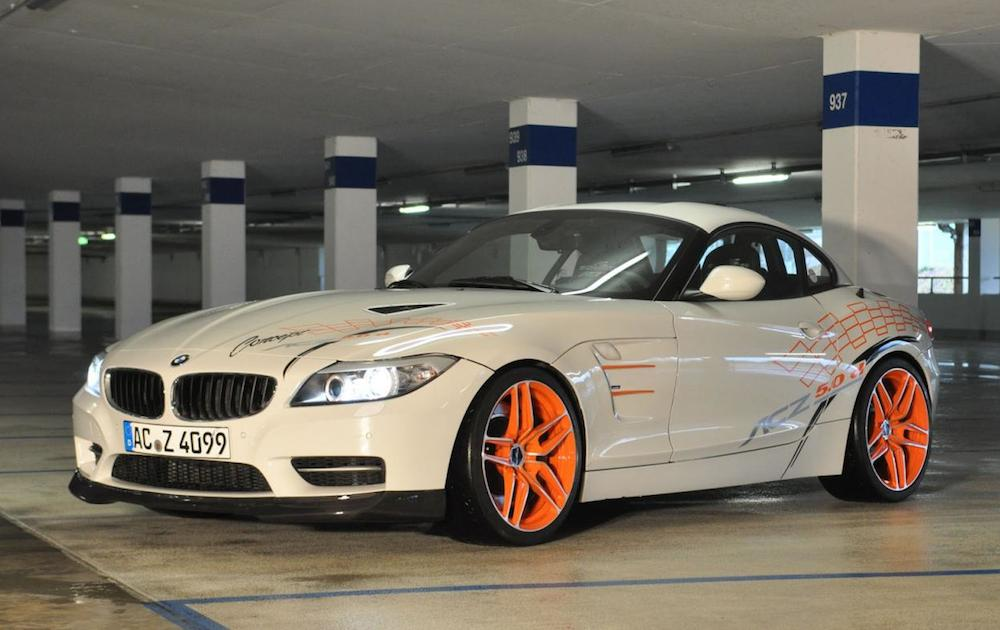 Bmw Open Top Cars Images