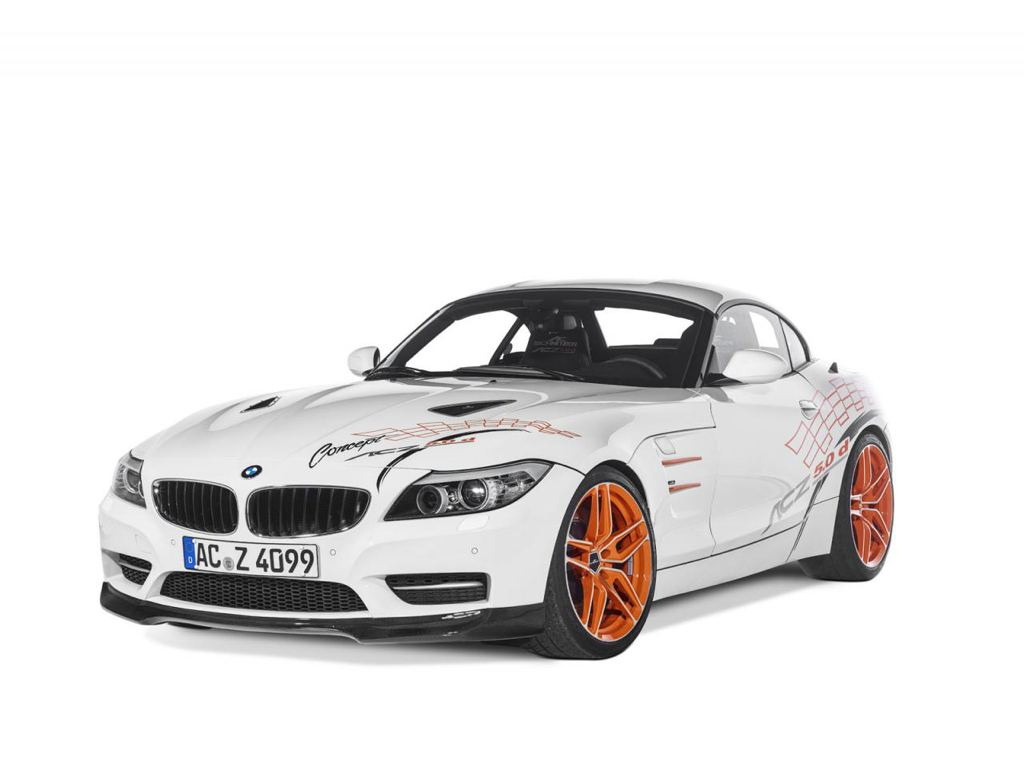 ac schnitzer bmw z4 diesel packs 430 hp. Black Bedroom Furniture Sets. Home Design Ideas