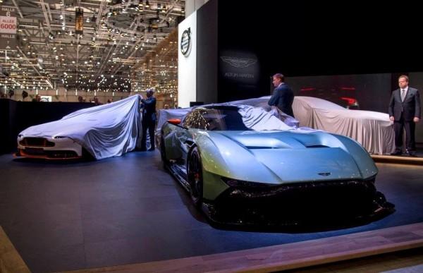 Aston Martin Geneva 0 600x387 at Aston Martin at Geneva Motor Show 2015   Highlights