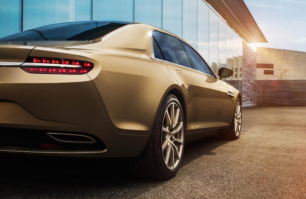 Aston Martin Lagonda Taraf To Reach Europe And Uk