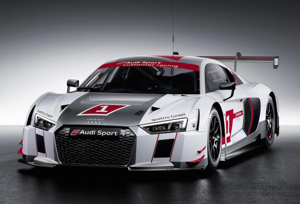 Geneva 2015 Audi R8 Lms