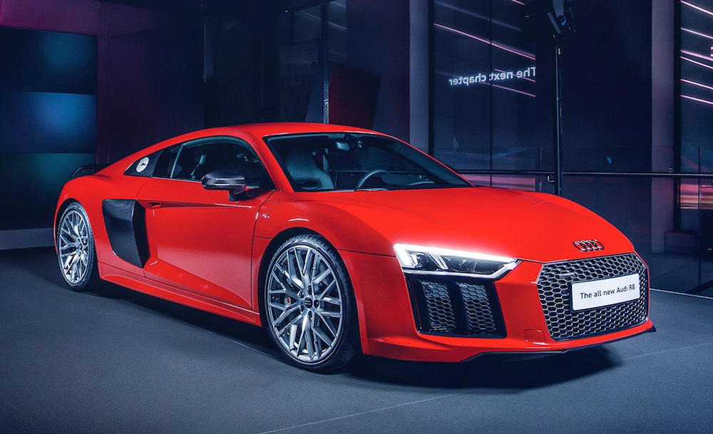 Lastcarnews: 2016 Audi R8 – UK Specs and Pricing