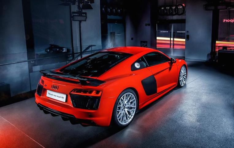 Guide Car: 2016 Audi R8 – UK Specs and Pricing