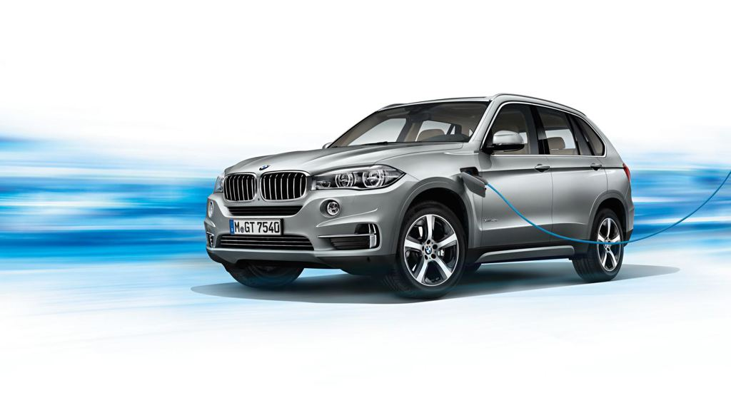 Official: 2016 BMW X5 Hybrid