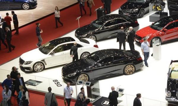 Brabus at Geneva 0 600x360 at Gallery: Brabus at Geneva Motor Show 2015