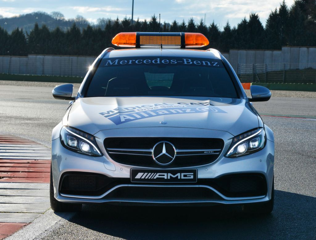 Fotos mercedes clk amg f safety car pictures for Mercedes benz safety