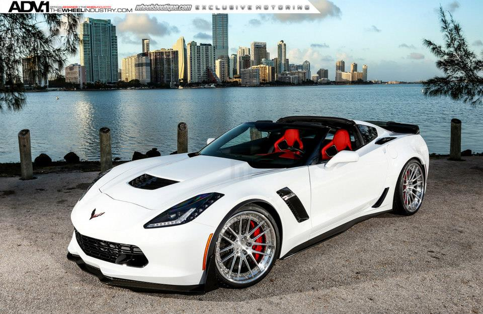 gallery corvette z06 c7 slammed on adv1 wheels. Black Bedroom Furniture Sets. Home Design Ideas