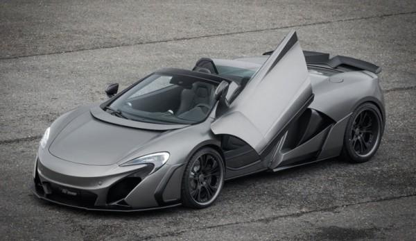 FAB Design McLaren 650S-0