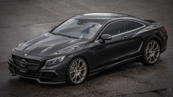 FAB Design Mercedes S-Class Coupe-0