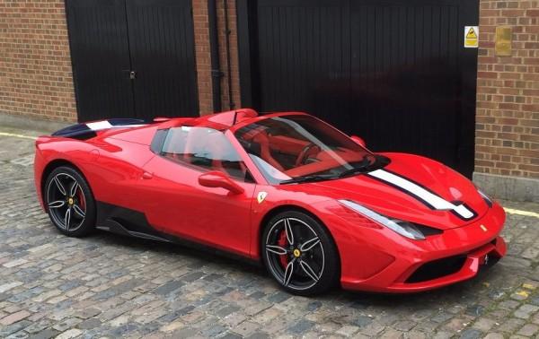 Ferrari 458 Speciale A UK 0 600x378 at Ferrari 458 Speciale A on Sale for £599K in UK