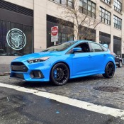 Ford Focus RS Spot 1 175x175 at 2016 Ford Focus RS Spotted in New York